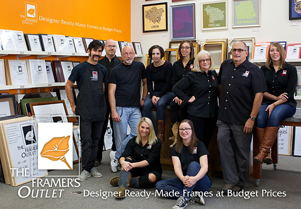 The Framer's Outlet / Framer's Workshop Staff